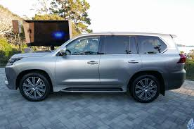future cars brutish new lexus 2016 lexus lx570 reviews and rating motor trend