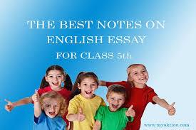 best essay in english