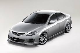 2007 mazda mazdaspeed mazda6 information and photos zombiedrive