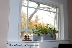 Window Sill Planter by November 2012