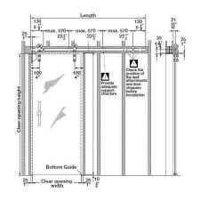 Garage Measurements Door Width Measurements U0026 Size Range N1 N5