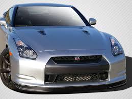 nissan 350z front lip nissan gtr skyline front bumpers nissan gtr r35 carbon creations