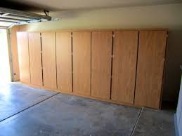 Birch Plywood Cabinets Bathroom Prepossessing Interior Garage Cabinet Ideas Cabinets