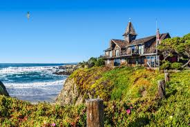Cottages For Weekend Rental by Fort Bragg Vacation Rentals Shoreline