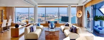 w hotels barcelona w barcelona extreme wow suite best rates