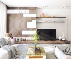 Contemporary Interior Design Ideas  Chic Contemporary  Decor - Modern style interior design