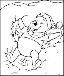 58 best winter images on pinterest coloring pictures for kids