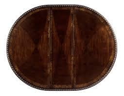 Round Pedestal Dining Table With Leaf Homelegance Bonaventure Park Round Oval Pedestal Dining Table