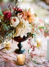 centerpieces for 50 vibrant and fall wedding centerpieces deer pearl flowers