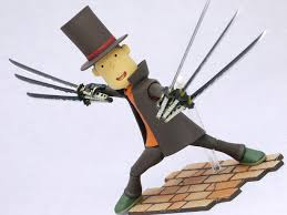 Revoltech Woody Meme - professor layton figure shotgun layton know your meme