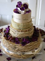 wedding cake diy diy cheese wedding cake
