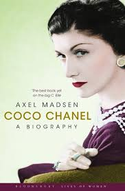 coco chanel history biography coco chanel a biography axel madsen bloomsbury paperbacks