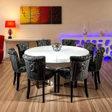 Round Table For 8 by Dining Table Contemporary Square Dining Table For 8 Table Does