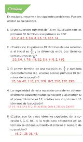 libro de matematicas 6 grado sep 2016 2017 ayuda para tu tarea de sexto desafíos matemáticos cómo va la sucesión