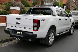 Ford Ranger Truck Colors - file 2014 ford ranger px wildtrak 4wd 4 door utility 2015 07 03