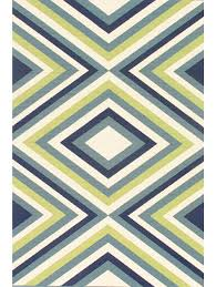 contemporary indoor outdoor rugs blue green rug rugs decoration
