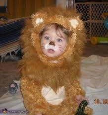 Baby Lion Costume Baby Lion Face Makeup Mugeek Vidalondon