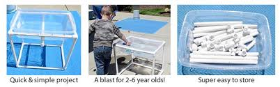 diy sand and water table pvc how to build a diy sensory table with pvc aka water table or sand