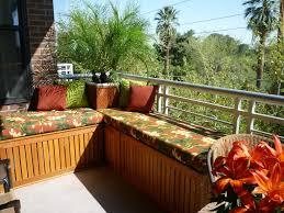 Patio Storage Bench Outdoor Storage Bench Solutions U2014 Jen U0026 Joes Design Ideal