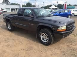 Dodge Dakota Used Truck Bed - used 2002 dodge dakota sport 4x4 in berwick used inventory