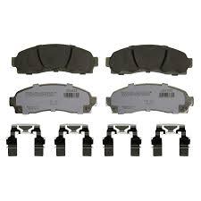 wagner brake oex ceramic disc brake pad set oex833 federal