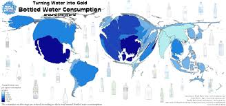 Map Of The World Countries by World Water Day Views Of The World