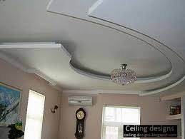 curved gypsum ceiling designs for living room
