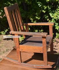 Oak Rocking Chair Uk Mission Style Oak Rocking Chair Pub Chair Furniture Plans