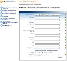 download gratis curriculum vitae europeo da compilare pdf creator creare il cv europeo velocemente online risorse umane hr