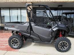 honda 1000 new 2017 honda pioneer 1000 le utility vehicles in brookfield wi