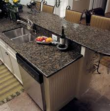 Kitchen Cabinet Cost Per Foot Granite Countertop Stainless Kitchen Cabinet Backsplash And