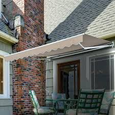 Awning For Back Door Front Door Rain Cover Awning Weather Canopy Shelter Back Outdoor