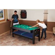 6 ft billiard table fat cat original 3 in 1 6 foot pockey table billiards air hockey
