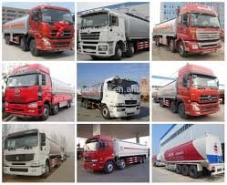 semi truck manufacturers good quality oil tank semi trailer for nigeria 3 axles diesel fuel