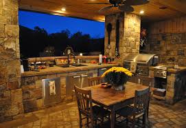 Outdoor Kitchen Lighting Ideas Best Patio Garden And Landscape Lighting Ideas For 2014 Qnud