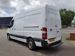2006 56 mercedes sprinter 311 cdi mwb 6 speed manual 110bhp good