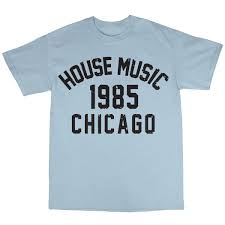 house music chicago 1985 t shirt 100 cotton frankie knuckles