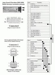 2001 jeep tj radio wiring diagram 2001 wiring diagrams collection