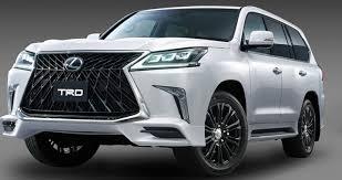 xe oto lexus cua hang nao lexus lx570 2017 cực ngầu với gói độ trd chính hãng