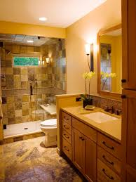Bathroom Remodel Designs Three Quarter Bathroom Hgtv