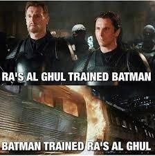 Funny Batman Meme - training gone wrong lol batman meme batmanbegins thedarkknight