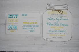 firefly and mason jar wedding invitations u2014 allmadecine weddings