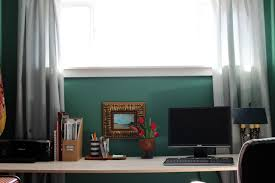 eclectic office makeover the anatomy of design