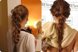 Frisuren Zum Selber Machen Dicke Haare by Pferdeschwanz Mit Clip In Extensions Haarverlängerung Selber