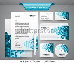 Business Letterhead Design Vector Free Blue Vector Letterhead Design Download Free Vector Art