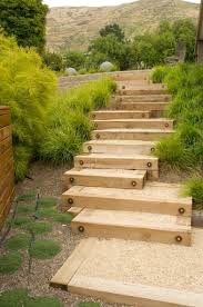 Free Woodworking Plans Projects Patterns Garden Outdoors Stairs by Step By Step Diy Garden Steps And Stairs Landscape Timbers