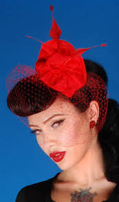 retro hair accessories crafty s retro the icing on the cake retro hair