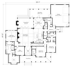 four bedroom house floor plans whiteside farm southern living house plans