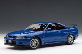 Gtr 2000 Autoart 1 18 Scale Nissan Skyline Gt R R33 L M Limited Champion