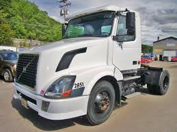 used volvo semi trucks for sale 2006 volvo vnm42t single axle day cab tractor for sale by arthur